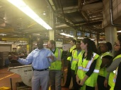 Behind the scenes facitlities tour of all in house operations.