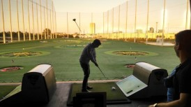 May 2014: Networking Night at Top Golf.
