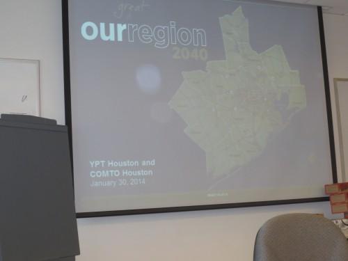Our Great Region 2040 Presentation.