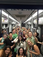 October 2015: Light Rail Pub Crawl
