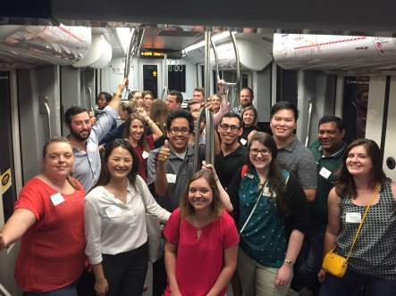 October 2017: Light Rail Pub Crawl