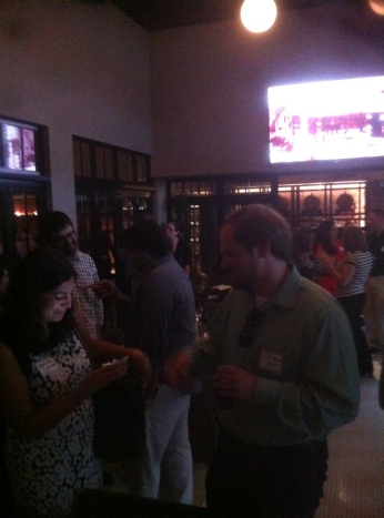 July 2014: Networking Night