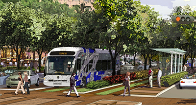 TransTalk Luncheon on Uptown BRT (Bus Rapid Transit) – February 16th