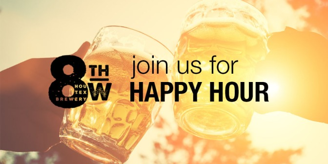 Happy Hour with Miovision – March 23rd at 8th Wonder Brewery