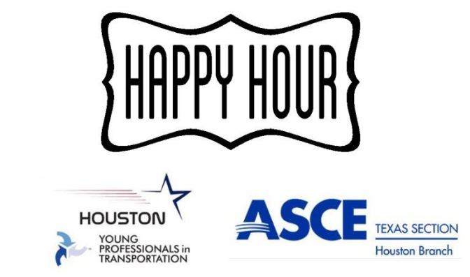 YPT and ASCE Younger Members Happy Hour @Kirby Ice House – April 26th