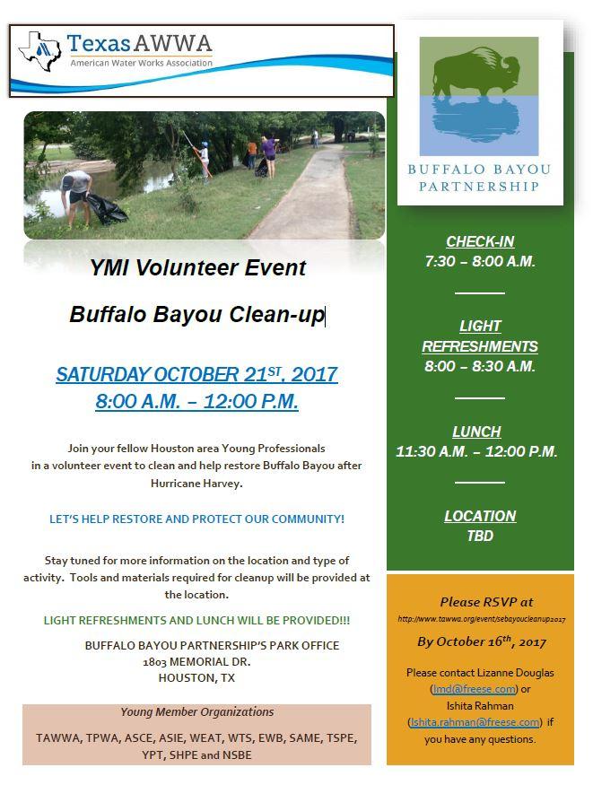 Bayou Clean Up