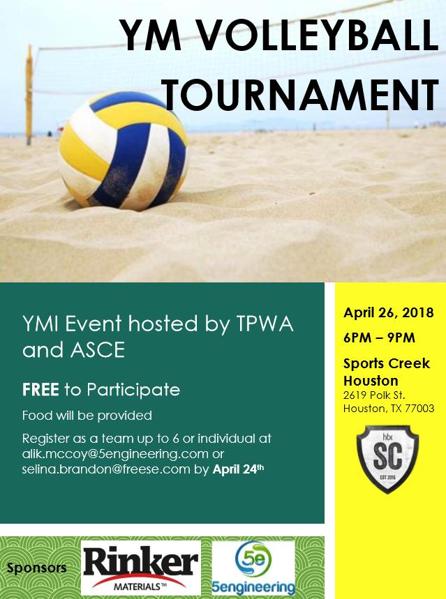 YM Volleyball Tournament