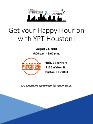 August Happy Hour