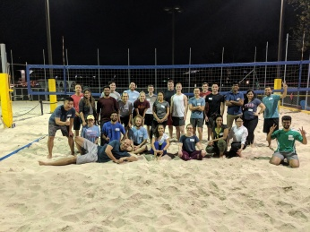 March 2019: YPT Houston/YMI/ASCE Volleyball Event