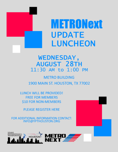 Young Professionals in Transportation | Houston Chapter